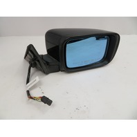 1995 BMW 840i 850i E31 Right Power Exterior Mirror Black