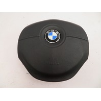 BMW Z3 M Roadster E36 #1011 3-Spoke Leather Steering Wheel Airbag