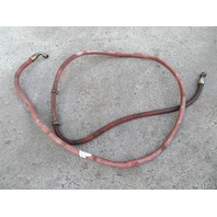 70-83 Porsche 911 SC #1072 AC Air Conditioning Compressor - Evaporator Hose Line