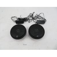 """Old School RARE MB Quart QM 130 KX 5.25"""" Speaker & Crossover Pair #1072"""