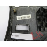 2004-2009 Cadillac XLR #1073 Black Dashboard Lower Knee Pad Trim Panel