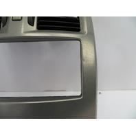 2004-2009 Cadillac XLR #1073 Dashboard Climate HVAC Navigation Trim Bezel