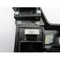 2004-2009 Cadillac XLR #1073 Engine Start/Stop Switch & Dashboard Trim