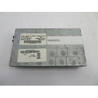 2004-2009 Cadillac XLR #1073 Satellite XM Radio Control Module Unit
