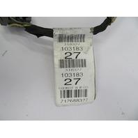 04-09 Cadillac XLR #1073 Rear Bumper Parking Park Assist Sensor & Harness Set