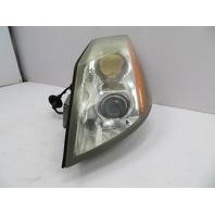 2004-2009 Cadillac XLR #1073 Xenon HID Headlight, Left Driver Side *TESTED*