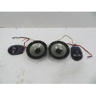 """#1074 JL Audio C2-650cw 6.5"""" Speakers & C2-650-XO Crossovers"""