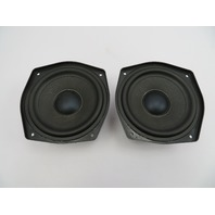 2003-2008 BMW Z4 E85 E86 #1075 OEM Front Or Rear Speaker Pair