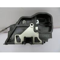 2003-2008 BMW Z4 E85 E86 #1075 Power Door Latch Lock, Left Driver Side