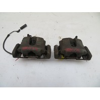 2003-2008 BMW Z4 E85 E86 #1075 Front Brake Caliper Pair
