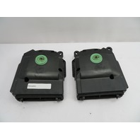 2007-2013 BMW 328i E92 #1076 Floor Speaker Subwoofer Set Left & Right OEM