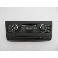 07-11 BMW 328i E92 E93 E90 #1076 A/C Heater Climate Control Unit & Heated Switch