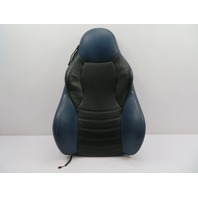 BMW Z3 M Roadster E36 #1077 Sport Seat Leather Backrest Cushion Right Heated