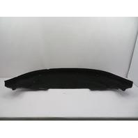 2000 BMW Z3 M Roadster E36 #1077 Rear Shelf Convertible Top Lining Carpet Trim
