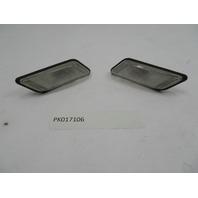 2000 BMW Z3 M Roadster E36 #1077 Clear Turn Signal Side Marker Light OEM Pair