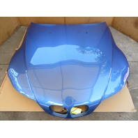 96-02 BMW Z3 M Roadster E36 #1077 OEM Hood Estoril Blue