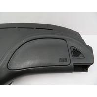 01 BMW Z3 Roadster E36 #1078 Dashboard Dash Board Black