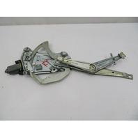 01 BMW Z3 Roadster E36 #1078 Right Window Motor W/ Regulator 51338397706