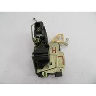 01 BMW Z3 Roadster E36 #1078 Power Door Latch Lock Driver Side 51218397103