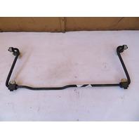 01 BMW Z3 Roadster E36 #1078 15mm Rear Stabilizer Sway Bar W/ Links OEM