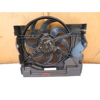 BMW Z3 Roadster E36 #1078 OEM Auxiliary Engine Cooling Pusher Fan
