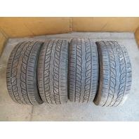 """01 BMW Z3 Roadster E36 #1078 OEM 16"""" Wheels & Tires Style 42 Cross Spoke"""