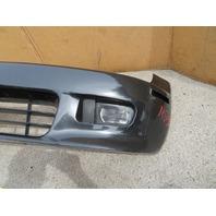 01 BMW Z3 Roadster E36 #1078 Front OEM Bumper Cover, Reinforcement & Foglights