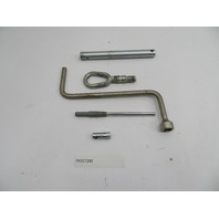 BMW Z3 Roadster E36 #1078 Tool Kit Spark plug Wrench Lug Tow Hook