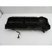 01 BMW Z3 Roadster E36 #1078 2.5L M54 Engine Cylinder Head Valve Cover OEM