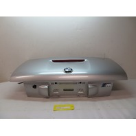 2000 BMW Z3 M Roadster E36 #1079 Trunk Lid Silver COMPLETE