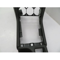 BMW Z3 M Roadster E36 #1079 Leather Center Console Black