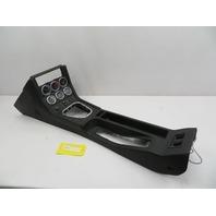 BMW Z3 M Roadster E36 #1079 Leather Center Console Complete Gauges Black