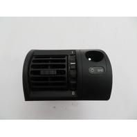 BMW Z3 M Roadster E36 #1079 A/C Heat Left Driver Air Vent Headlight Switch Trim
