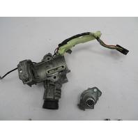 BMW Z3 M Roadster E36 #1079 S52 DME ECU EWS Immobilizer Ignition Lock & Key Set