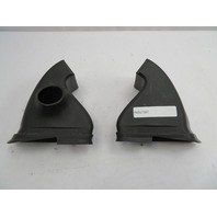2000 BMW Z3 M Roadster E36 #1079 Front Brake Cooling Air Duct Dam Set
