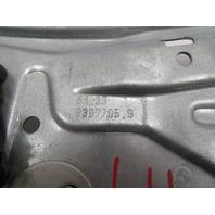 2000 BMW Z3 M Roadster E36 #1079 Left Window Motor W/ Regulator 51338397705