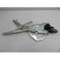 2000 BMW Z3 M Roadster E36 #1079 Right Window Motor W/ Regulator 51338397706