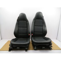 01 BMW Z3 Roadster E36 #1080 Black Power Heated Front Seats