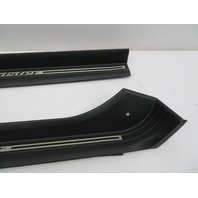 "01 BMW Z3 Roadster E36 #1080 OEM Door Sill Set Pair ""ROADSTER"" Script"