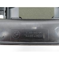 01 BMW Z3 Roadster E36 #1080 Rear Oddments Center Console Box Trim Roll Bars