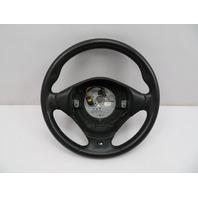 BMW Z3 Roadster E36 #1080 M Sport 3-Spoke Leather Steering Wheel