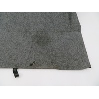 01 BMW Z3 Roadster E36 #1080 Trunk Floor Board Lining Carpet Mat 8399299