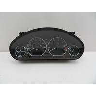 01 BMW Z3 Roadster E36 #1080 Speedometer Instrument Cluster 62116901516