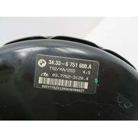 01 BMW Z3 Roadster E36 #1080 Brake Booster Master Cylinder W/ DSC