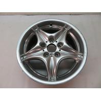 98-02 BMW Z3 M Roadster E36 #1079 Front 17 x 7.5 Style 40 OEM Wheel 36112228050