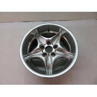 98-02 BMW Z3 M Roadster E36 #1079 Rear 17 x 9 Style 40 OEM Wheel 36112228060