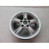 2001 BMW Z3 Roadster E36 #1080 17x6 OEM Genuine Star Spoke Style 55 Wheel