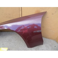 1988 Porsche 944 #1081 Left Driver Side Front Fender ORIGINAL