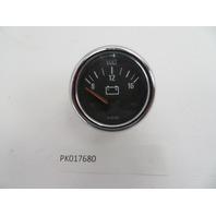 98-02 BMW Z3 M Roadster E36 #1079 Voltmeter Gauge Battery Voltage OEM 62132695215
