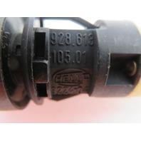 1978-1995 Porsche 928 S4 #1082 Hazard Light Switch OEM 92861310501
